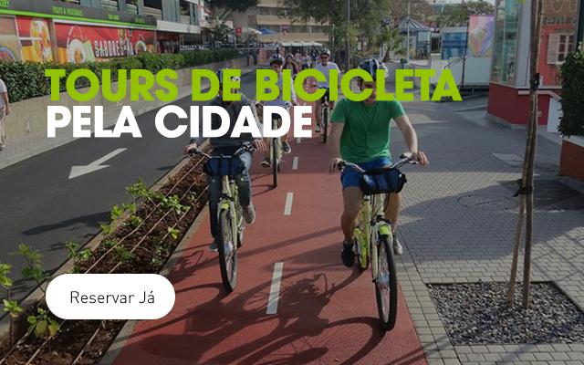 Tours de Bicicleta pela Cidade, Ilha da Madeira