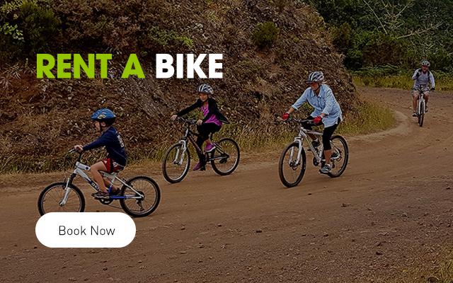 Rent a Bike | Alugar uma Bicicleta no Funchal, Ilha da Madeira