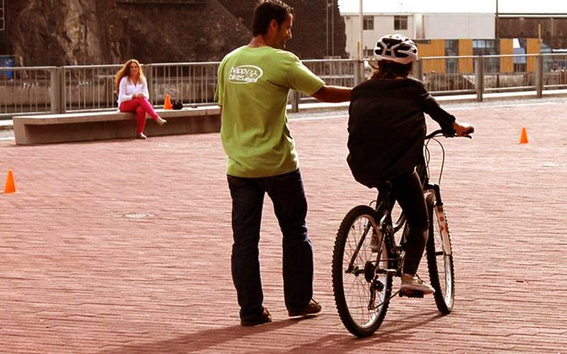 Aulas de Bicicleta para Adultos no Funchal, Ilha da Madeira