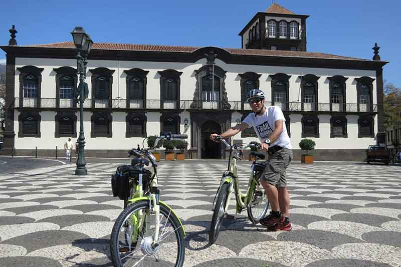 City Tours by Bike in Funchal